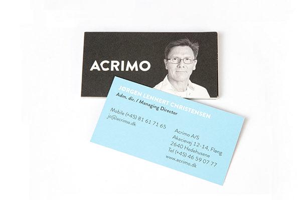 visitkort med billede