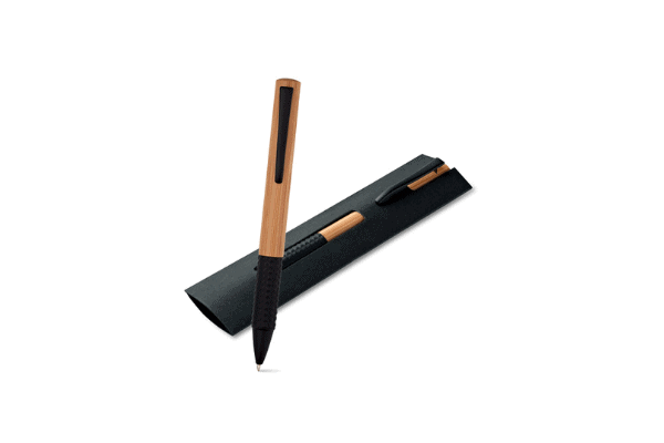Billede af BACH bambus kuglepen