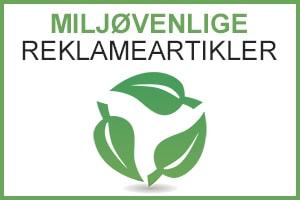 Miljøvenlige reklameartikler