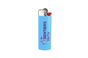 Lightere med logo